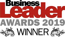 Business Leader Award Winner Customer Excellence