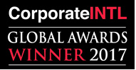Corporate International Global Awards Winner 2017