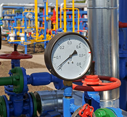 Gas Infrastructure
