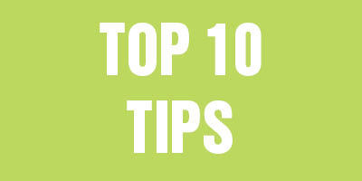 Top 10 tips for conserving water at your business premises